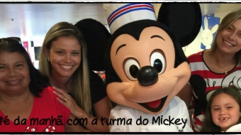 Foto de Chef Mickeys - café da manhã com a turma do Mickey