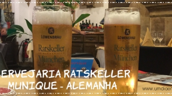 Munique - Restaurante Ratskeller